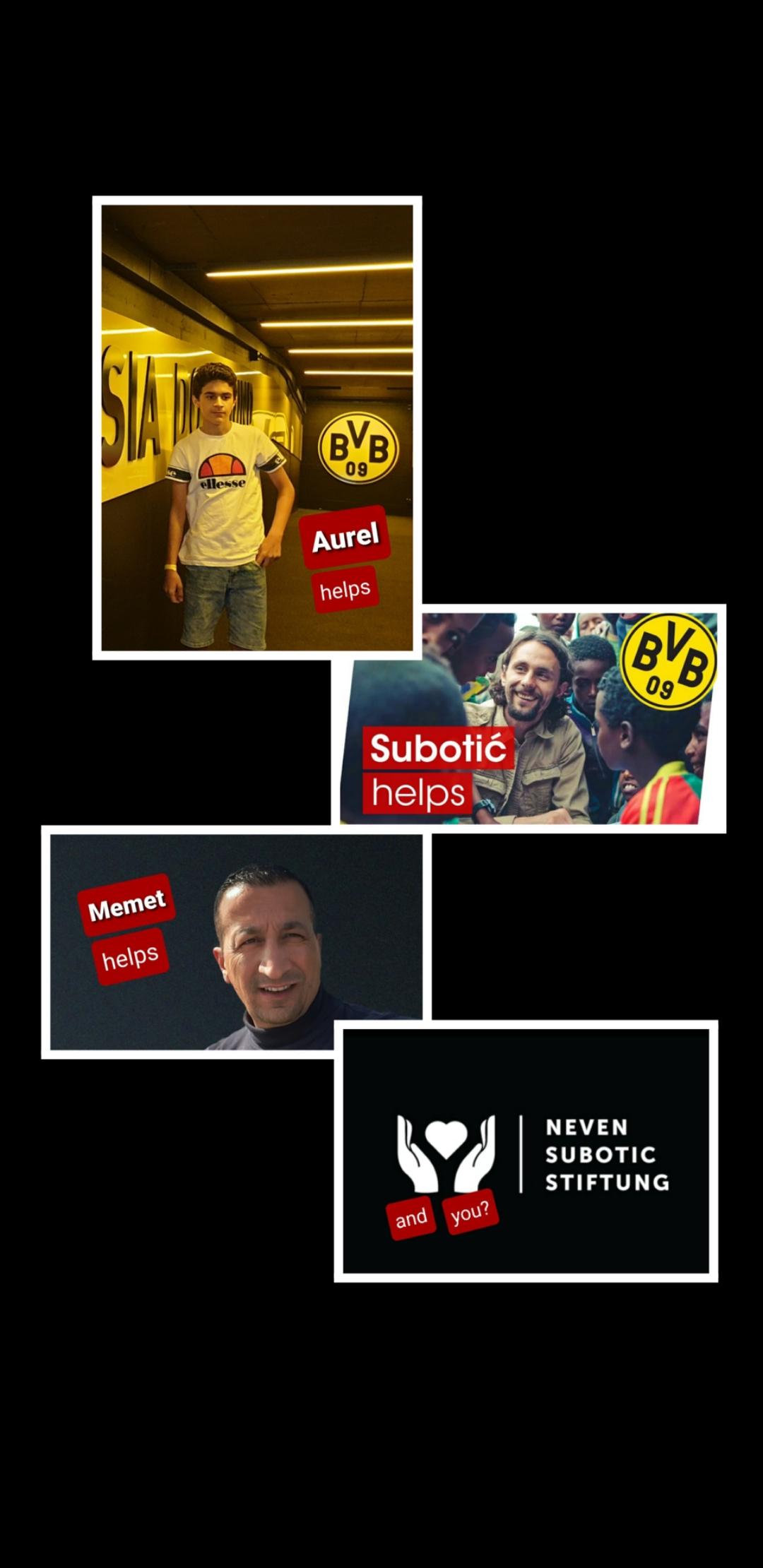 AUREL hilft, Subotić hilft und du....???