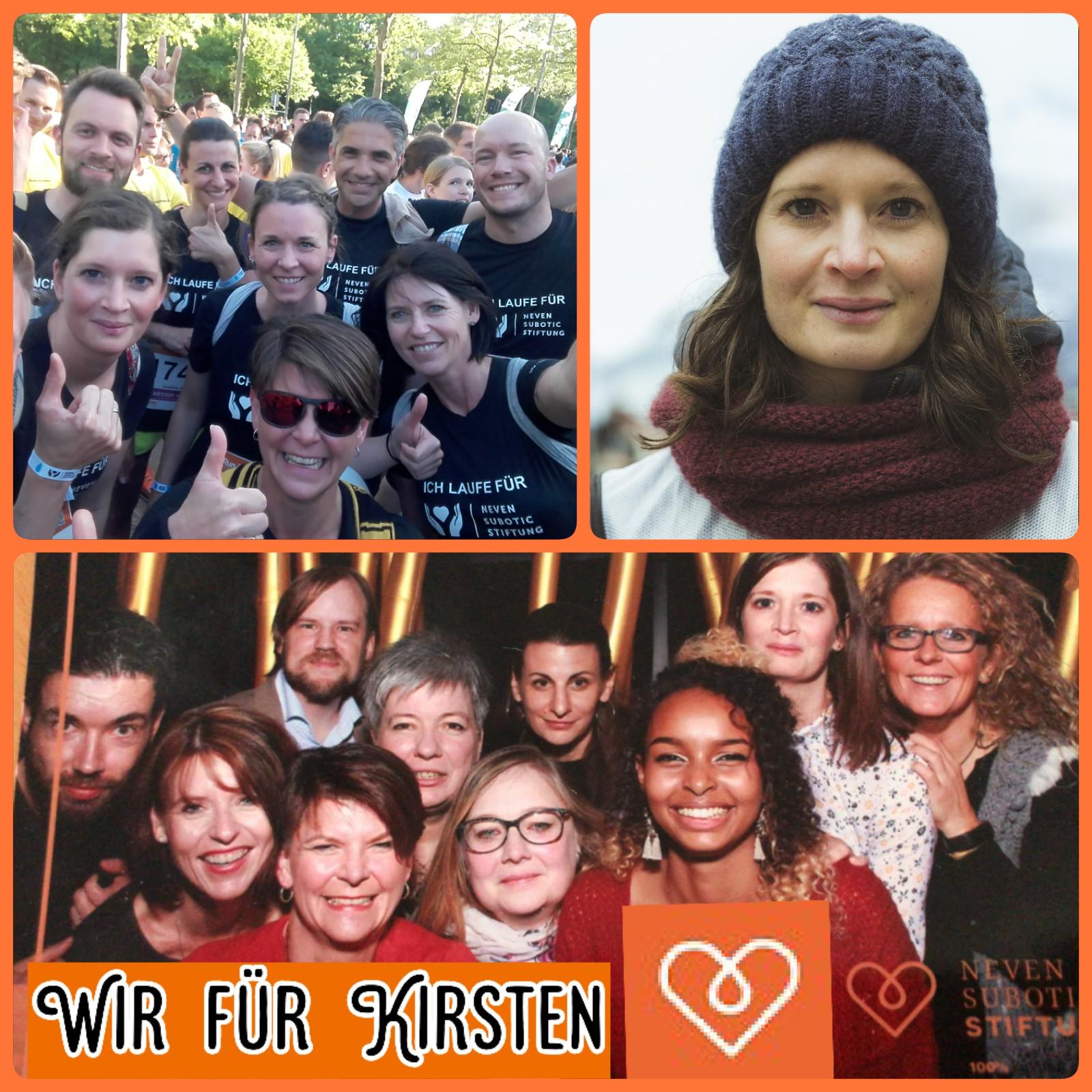 Wir für Kirsten